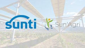 Sun'Agri et Sunti s'associent pour accélérer le développement de l'agrivoltaïsme