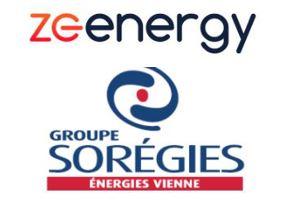 Ze Energy et le groupe Sorégies signent un corporate PPA portant sur 150 GWh/an