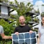 Kit solaire : la start-up nantaise Beem Energy lève 7 millions d'euros
