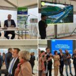 VNF initie avec Luxel la production d'électricité photovoltaïque sur le domaine public fluvial
